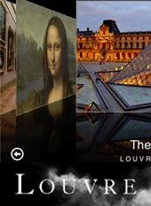 Aplicación oficial Musée du Louvre