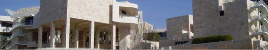 The Getty Center, Los Ángeles (Estados Unidos)