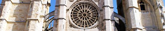 Catedral de León (primer Bien Cultural protegido en España en 1844)