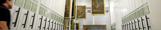 Depósito de obras del Museo Nacional del Prado (Madrid)