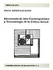 Diccionario de arte contemporáneo y terminología de la crítica de arte