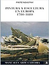 Pintura y escultura en Europa 1780-1880