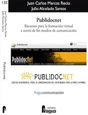 Publidocnet. Recursos para la formación virtual a través de los medios de comunicación