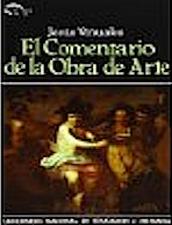 El comentario de la obra de arte: Metodologías concretas