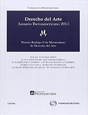 Derecho del Arte. Anuario Iberoamericano 2015.