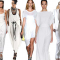 "El blanco ilumina la ""NEW YORK FASHION WEEK"""