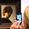 Did Rembrandt invent the selfie