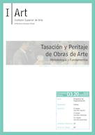 D03.20. Tasación y Peritaje de Obras de Arte. Metodología y Fundamentos.