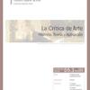 D05.03. La Crítica de Arte. Historia, Teoría y Aplicación.