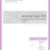 D11.01. Arte del Siglo XIX - Los orígenes del arte contemporáneo.
