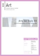 D11.02. Arte del Siglo XX - De las Vanguardias a la Postmodernidad.